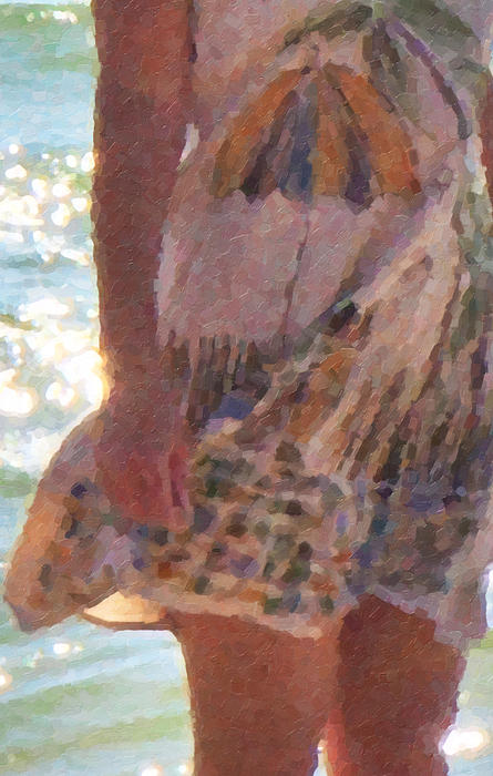 Dress Code Print by Betsy C  Knapp