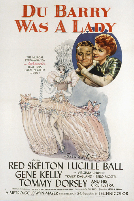 Du Barry Was A Lady, Red Skelton by Everett