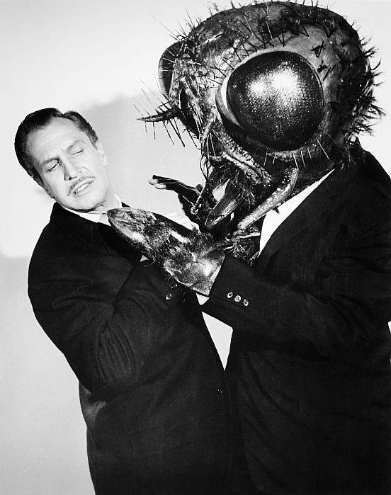 Film: The Fly, 1958 Print by Granger