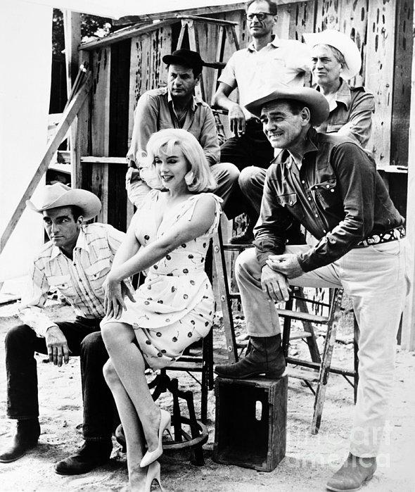 Film: The Misfits, 1961 Print by Granger