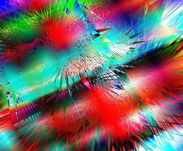Iris Gelbart - Fireworks