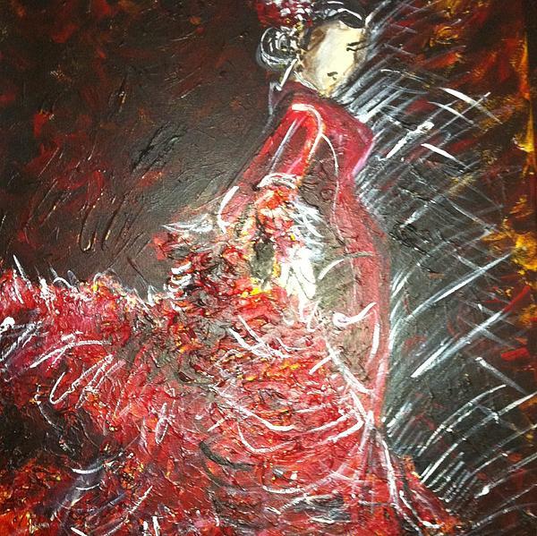 Nikki Frazier - Flamenco III