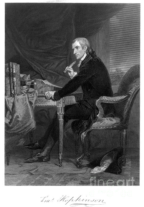 Francis Hopkinson Print by Granger