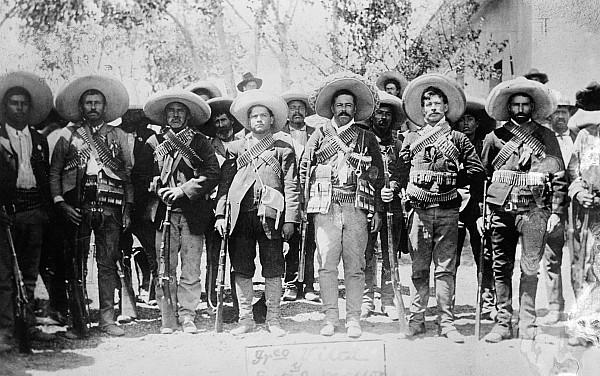 Francisco Pancho Villa Print by Granger