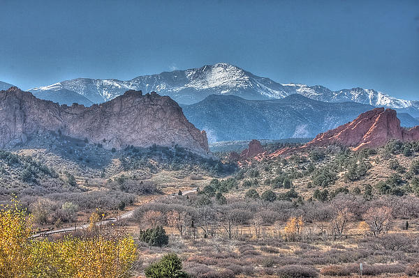 Bryan Hochman - Garden Of The Gods