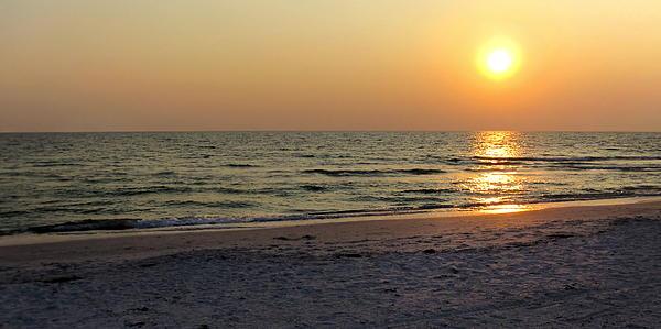 Angela Rath - Golden Setting Sun