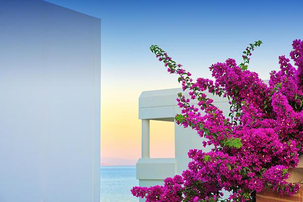Greece 3  Print by Emmanuel Panagiotakis