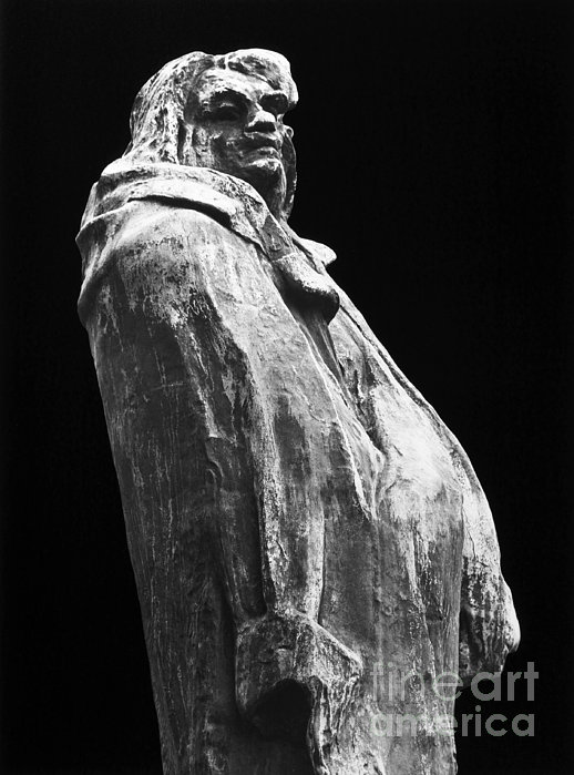Honore De Balzac (1799-1850) Print by Granger