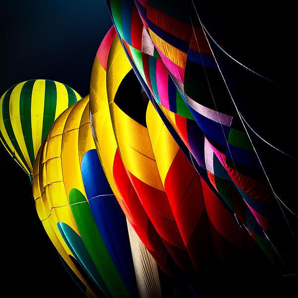 David Patterson - Hot Air Balloons