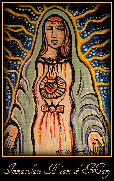 Melissa Wyatt - Immaculate Heart of Mary