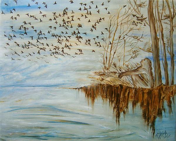 Tania Baeva - In the world of birds