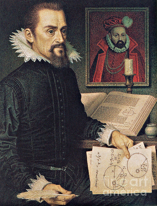 a biography of johannes kepler a key figure in the scientific revolution