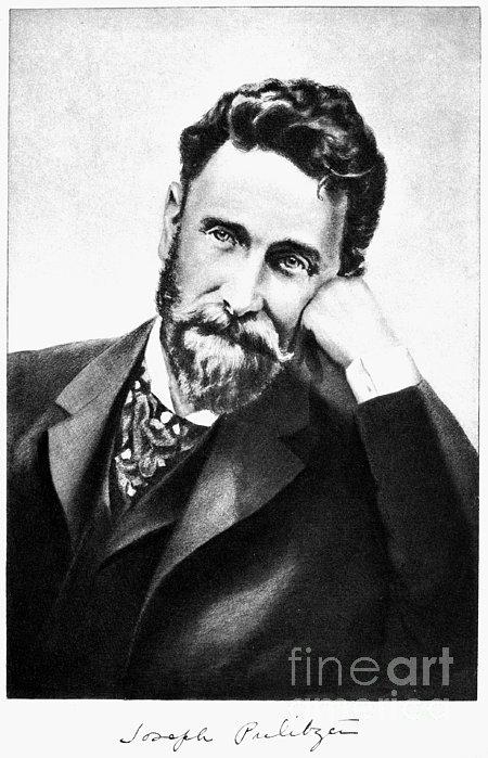 Joseph Pulitzer (1847 – 1911)