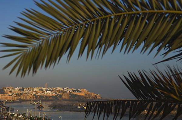 Kasbah Des Oudaias, Rabat Print by Axiom Photographic