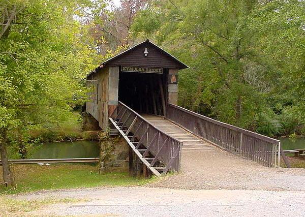 Kay Gilley - Kymulga Bridge