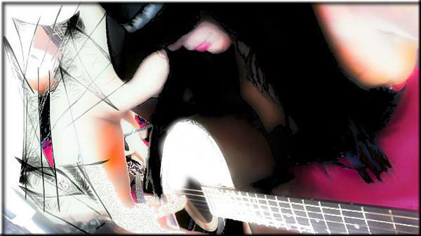 Ruth Clotworthy - Lady And Guitar