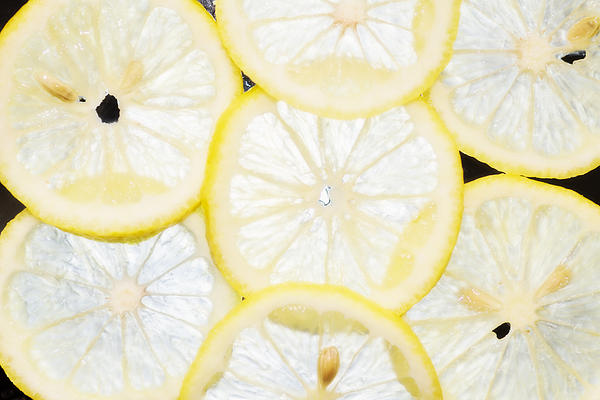 Lemon Print by Andrei Orlov