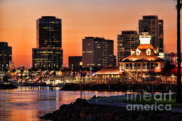Mariola Bitner - Long Beach Harbor