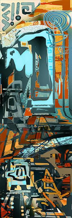 Maoi Print by Anne Weirich
