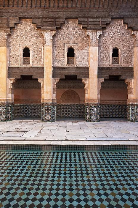 Marrakesh, Morocco Print by Axiom Photographic