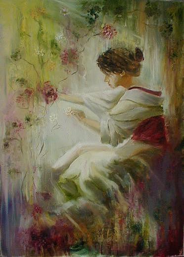 Tania Baeva - Memory
