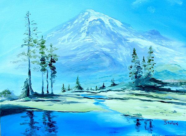 Stefon Marc Brown - Mt. Rainier