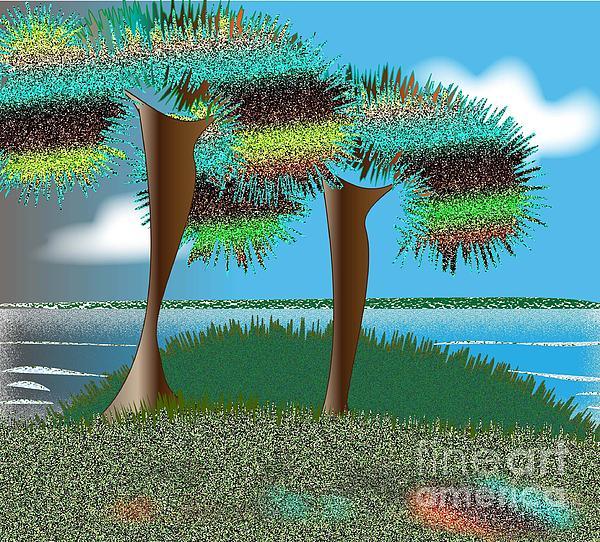 Iris Gelbart - My Special Island