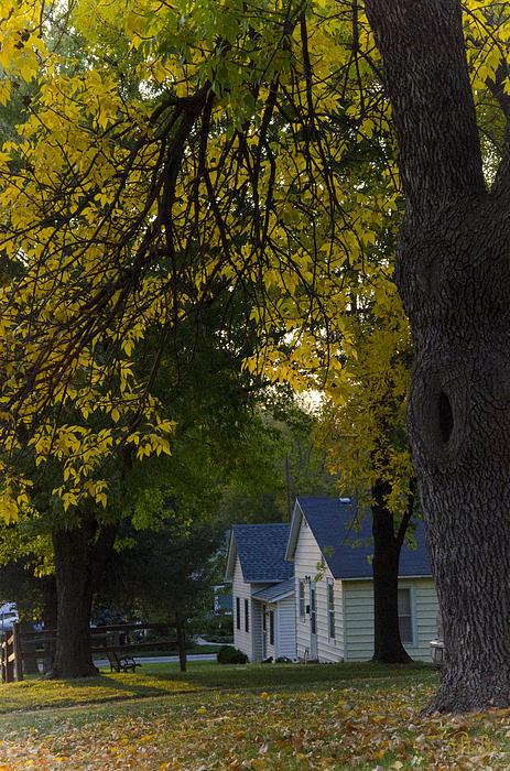 Christine Belt - Nebraska City Autumn
