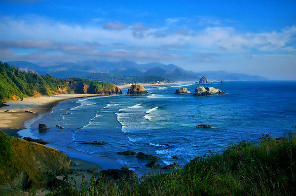 Oregon Coast Photograph