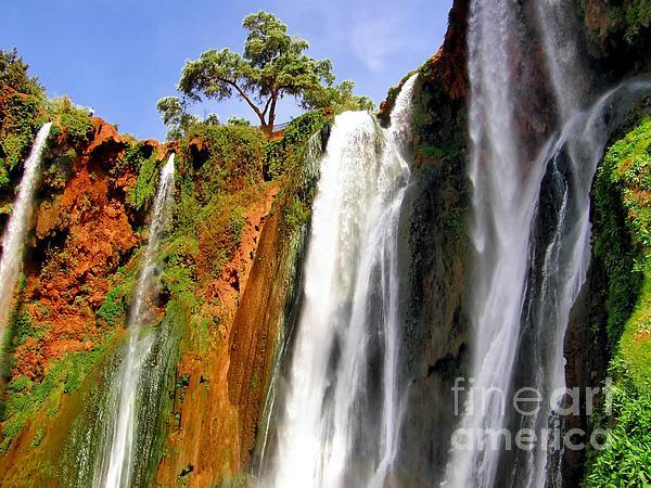 Sophie Vigneault - Ouzoud Falls Morocco