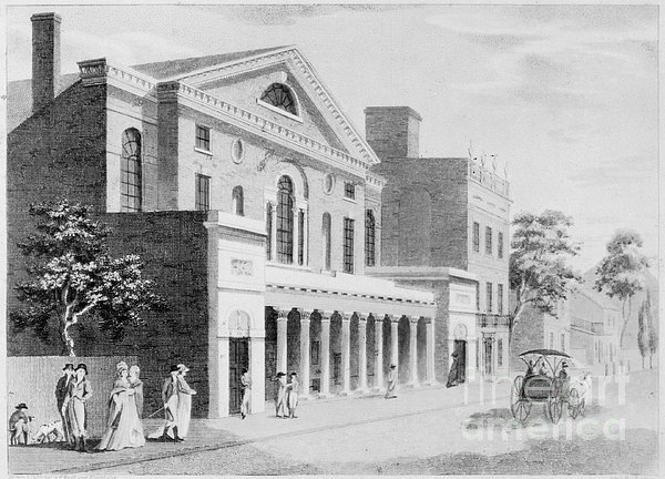 Philadelphia: Theater Print by Granger