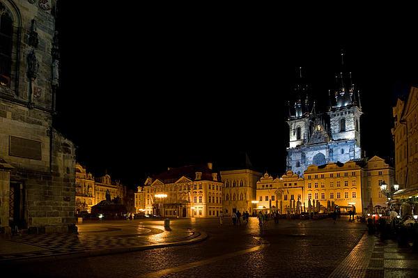 Jorgen Norgaard - Prague City Square
