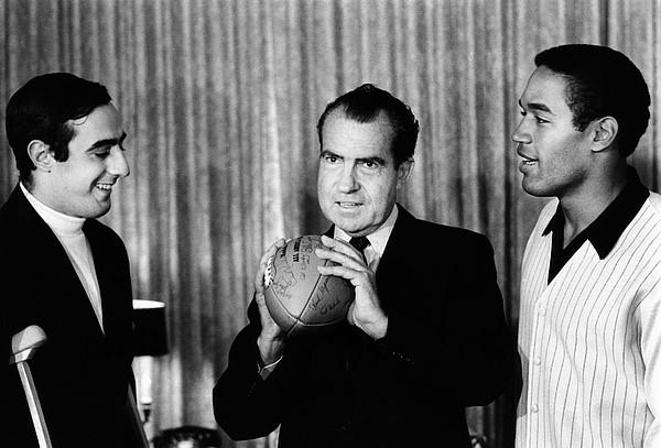 President-elect Richard Nixon Print by Everett