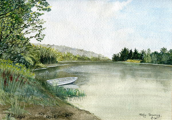 Melly Terpening - River Light