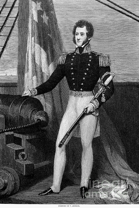 Robert Field Stockton Print by Granger