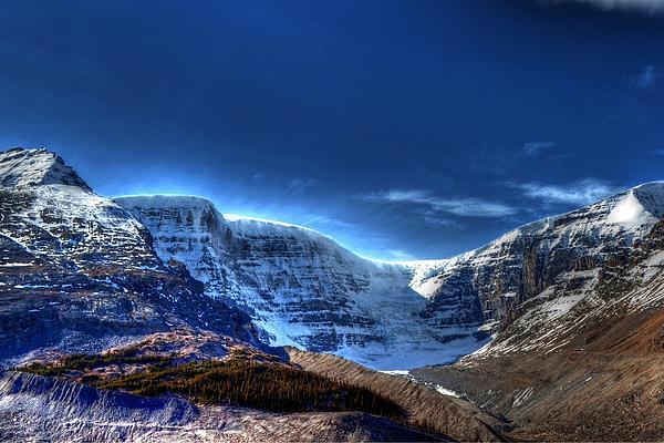 Rocky Mountains Print by Dan S