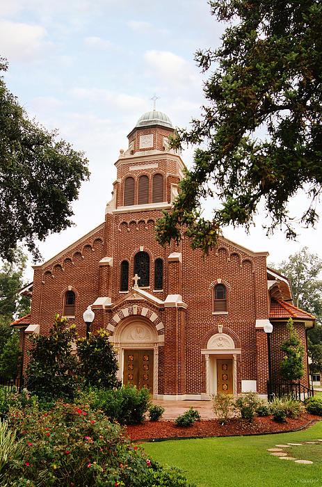 S Bordelon - Sacred Heart Church