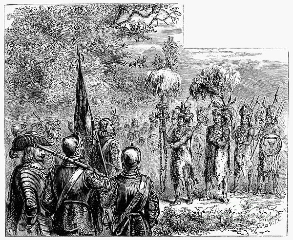 Sir Francis Drake Print by Granger