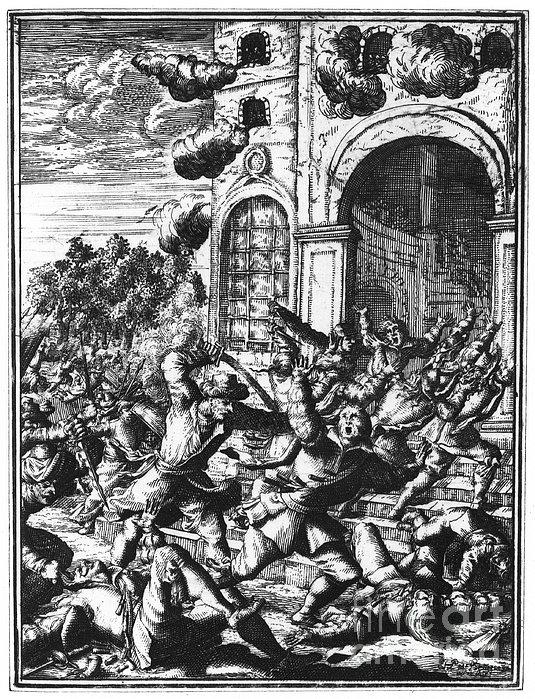 Sir Henry Morgan Print by Granger