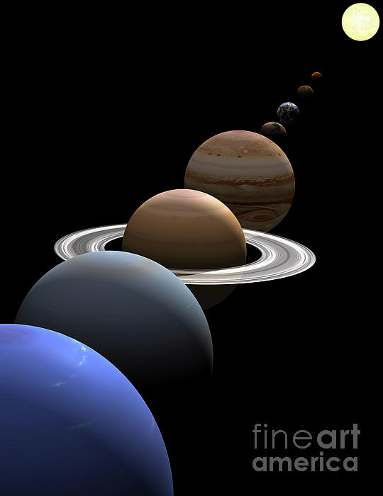 art all planets aligned - photo #13