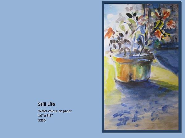 Yasmin Emmad - Still life