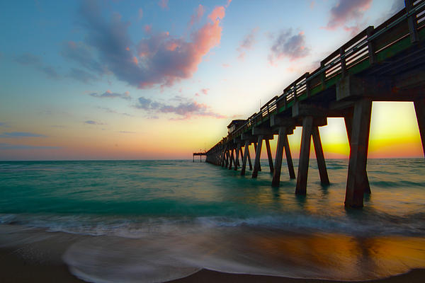 Tracy Welker - Sunset Pier