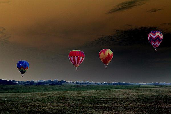 Rick Rauzi - Surreal Balloons