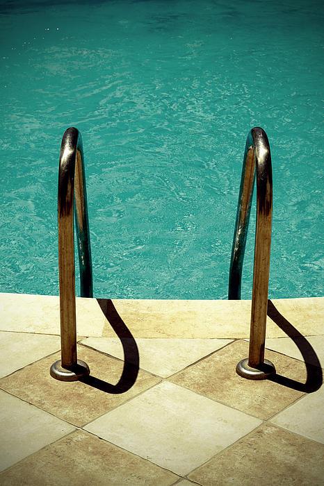 Swimming Pool Print by Joana Kruse