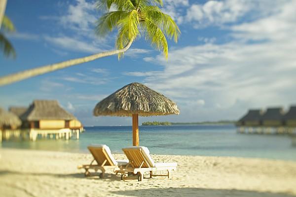 Tahiti, Bora Bora Print by Kyle Rothenborg - Printscapes