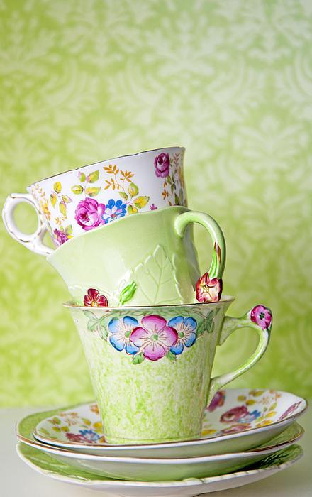 Marlene Ford - Tea time