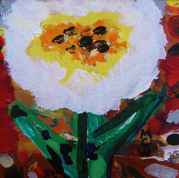 Mary Carol Williams - The Beauty of White Flower