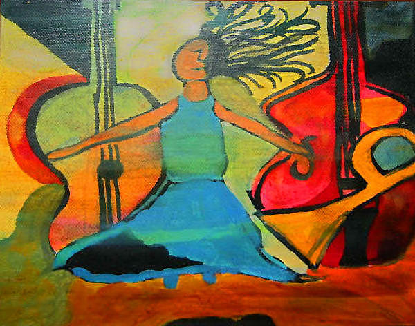 Ana Julia Fishman - The Dance