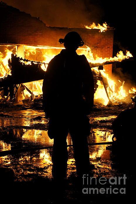 Benanne Stiens - The Fireman