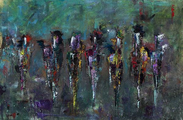 Frances Marino - Then Came Seven Horses